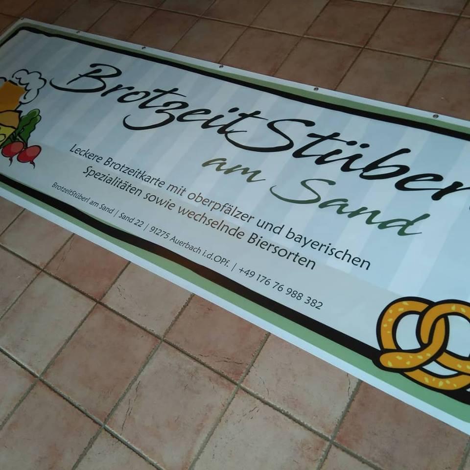 Banner Brotzeitstüberl