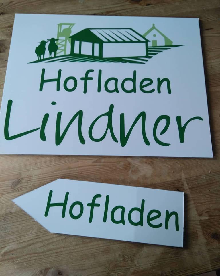 Schilder Hofladen